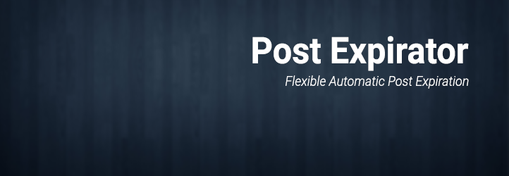 Read more about the article Post Expirator | Aaron Axelsen | expire,pages,posts,schedule