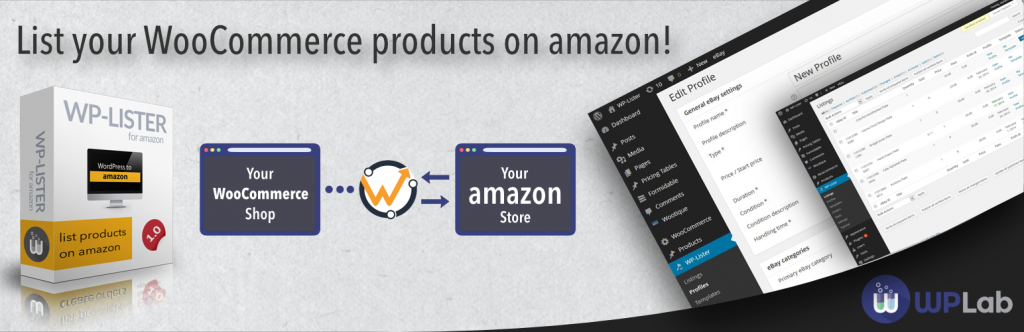 WP-Lister Lite for Amazon