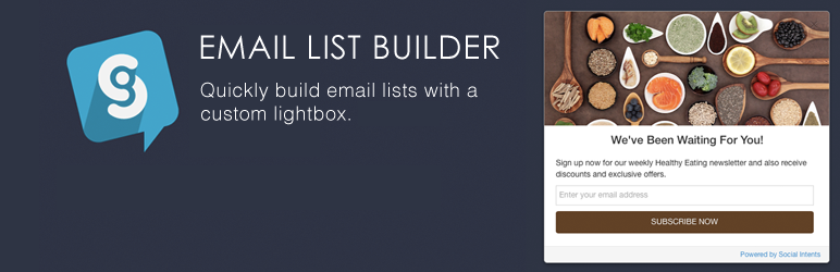 Read more about the article List Builder   Social Intents   email,email list,list builder,list building,mailing list