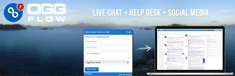 Live Chat by OggFlow