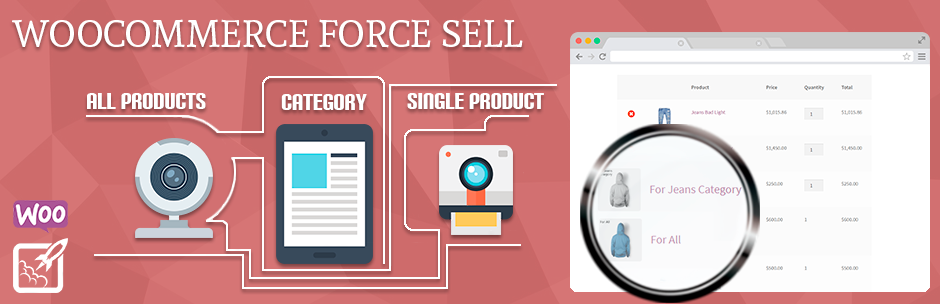 Force Sell for WooCommerce