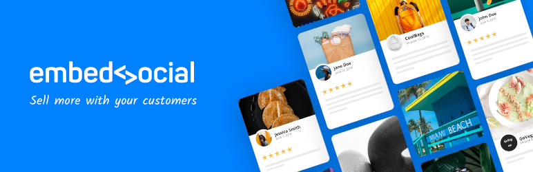 Read more about the article EmbedSocial – Platform for social media tools | EmbedSocial | facebook feed,facebook reviews,instagram feed,Social Media Feed,social media tools
