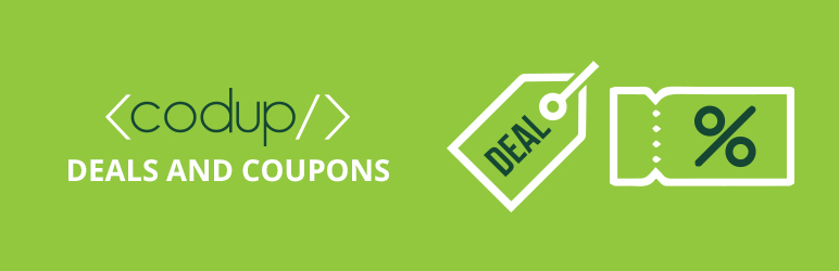 Codup Deals and Coupons