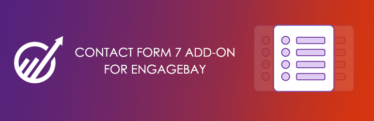 EngageBay Add-on For Contact Form 7 | EngageBay | contact form