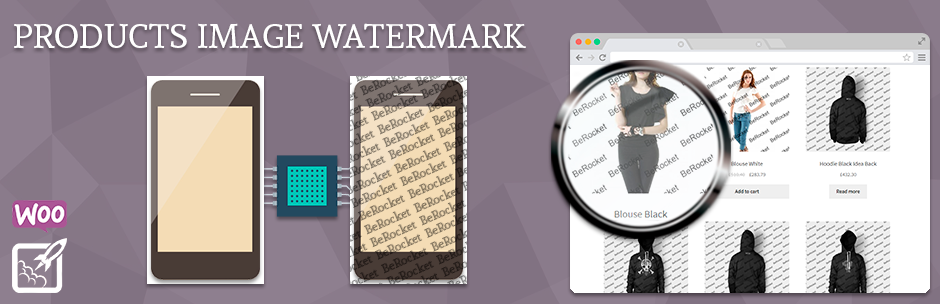 Product Watermark for WooCommerce