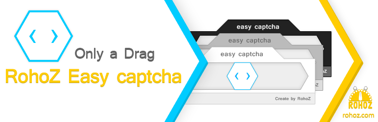 Read more about the article RohoZ Easy captcha | RohoZ | antispam,captcha,easy captcha,security,spam