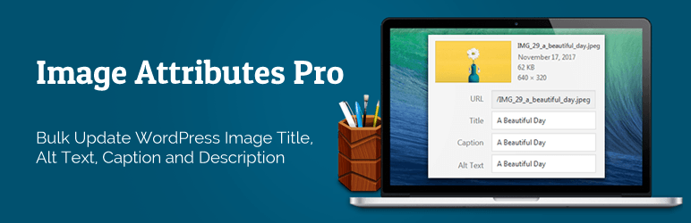 Auto Image Attributes From Filename With Bulk Updater | Arun Basil Lal | Alt Text