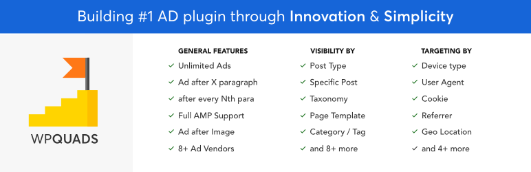 Ads by WPQUADS – Best Ads & Adsense Ads Plugin for WP & AMP