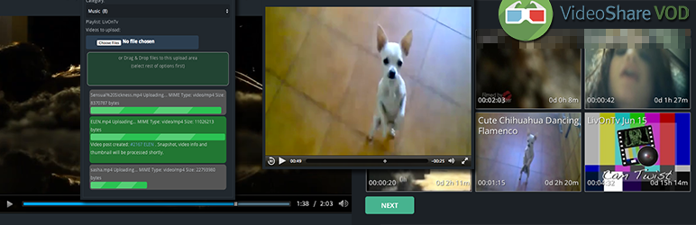 Video Share VOD – Turnkey Video Site Builder