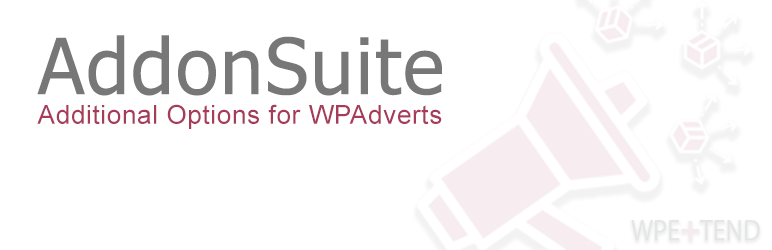 AddonSuite – for WPAdverts