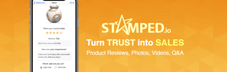 Stamped.io Product Reviews & UGC for WooCommerce
