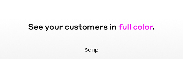 Read more about the article Drip for WordPress | Drip