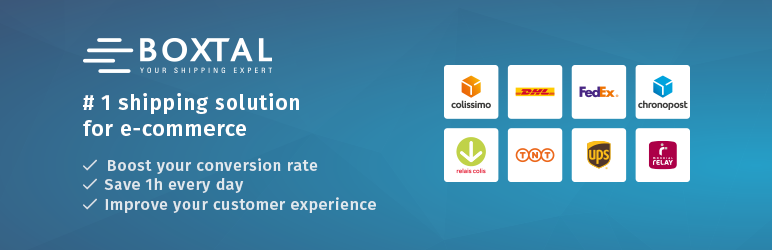 Boxtal Connect – The shipping solution for WooCommerce   API Boxtal   chronopost