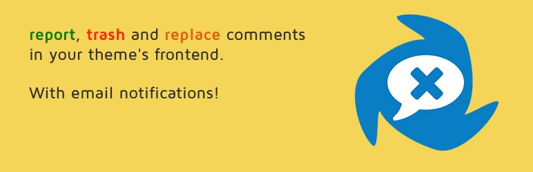 Frontend Comment Moderation