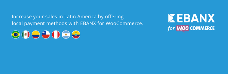 Read more about the article EBANX Payment Gateway for WooCommerce   EBANX   Boleto,credit card,ebanx,payment gateway,woocommerce