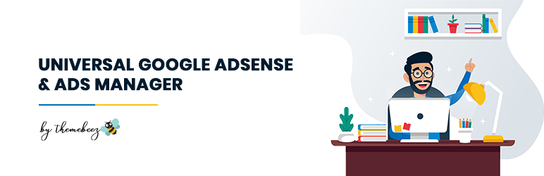 Universal Google AdSense And Ads Manager