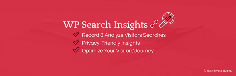 WP Search Insights – Privacy-Friendly Search Analytics
