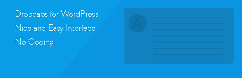 Read more about the article Dropcaps Shortcode and Widget | OTWthemes.com | button,drop caps,dropcaps,shortcode,widgets
