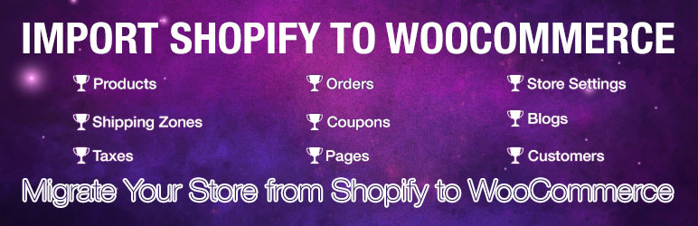 S2W – Import Shopify to WooCommerce