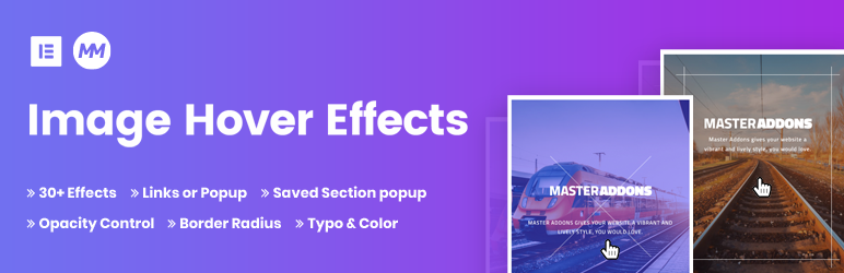 Image Hover Effects for Elementor | Jewel Theme | effects
