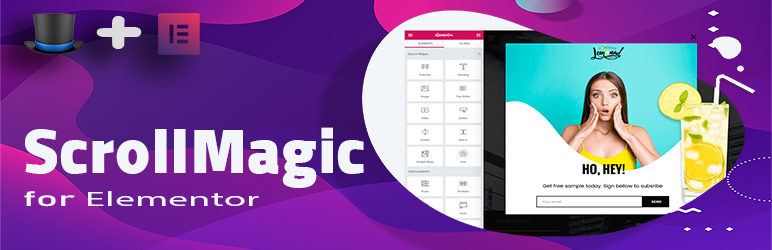 Scroll Magic Addon for Elementor   MagicPages   animation