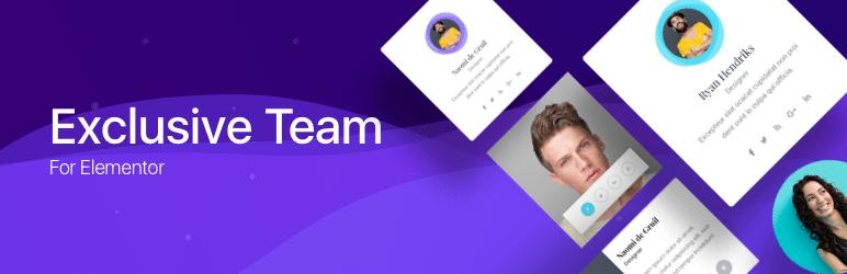 Exclusive Team for Elementor | DevsCred.com | addons