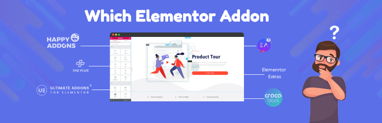 Read more about the article Which Elementor Addon   obiPlabon   elementor addons,elementor page builder,elementor widgets
