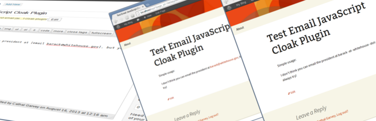 Read more about the article Email JavaScript Cloak   Cathal Garvey   cloaking,email address,harvest,spam