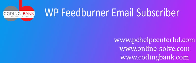 Read more about the article WP Feedburner Email Subscriber   Md Abul Bashar   email subscriber,feedburner
