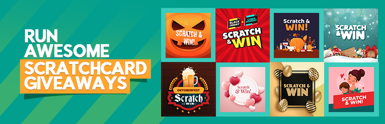 Scratch & Win Giveaways | Appsmav | black friday