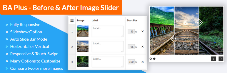 BA Plus – Before & After Image Slider FREE   Aluka   before after