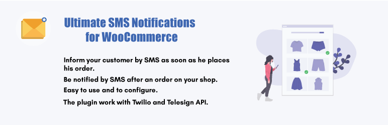 Ultimate SMS Notifications for WooCommerce | HomeScript | Bulk SMS