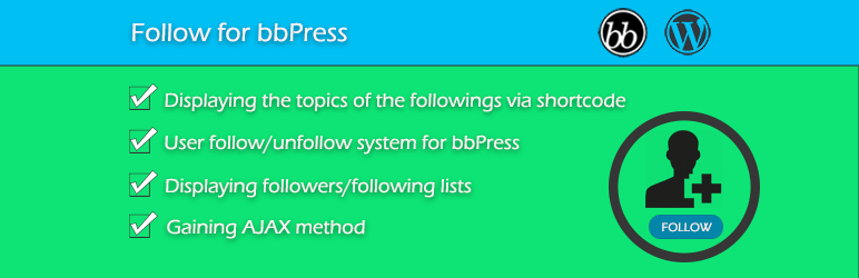 Read more about the article Follow for bbPress | Mostafa Shahiri | bbPress,follow,shortcode,topic,user