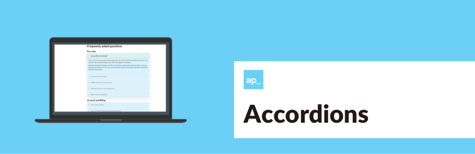 Awesome Accordions   Awesome Plugins   Accordion