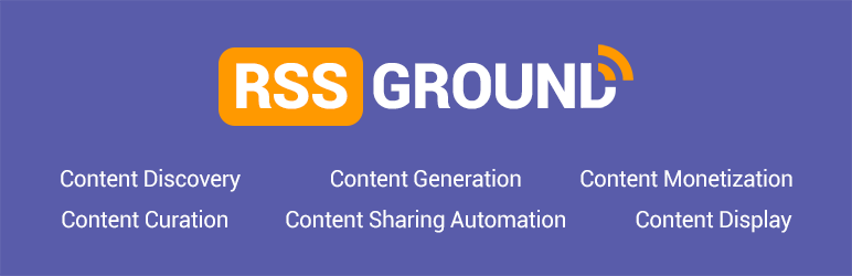 RSS Ground | Paytory | content automation