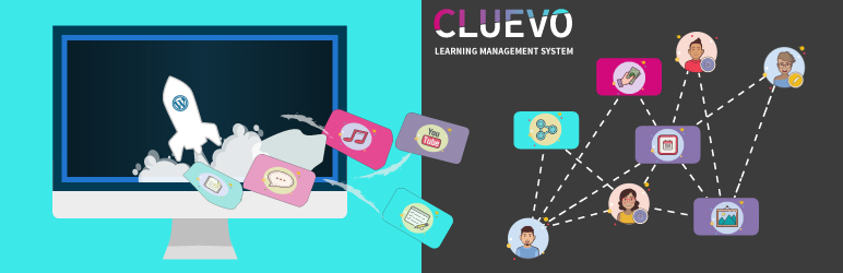 Read more about the article CLUEVO LMS, E-Learning Platform | CLUEVO | cluevo,e-learning,learning management system,lms,scorm