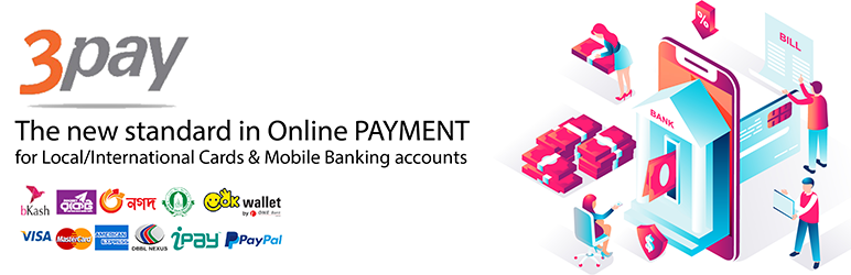 3Pay.co Payment Gateway for WooCommerce | 3Pay.co | payment gateway
