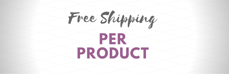 WooCommerce Free Shipping Per Product   WPRuby   admin