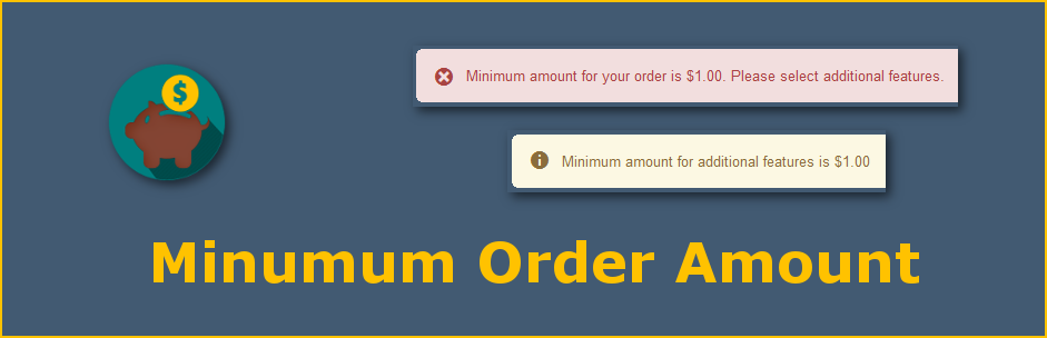 Read more about the article Minimum Order Amount | EasyCPMods