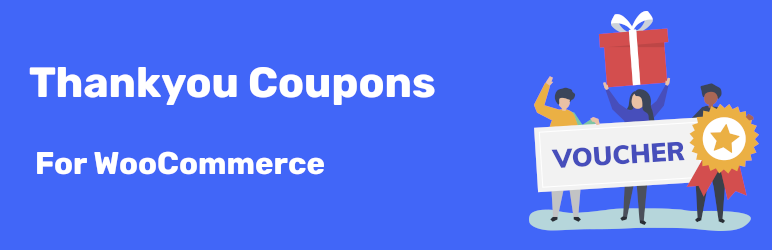 Thankyou Coupons for WooCommerce | Chris Bibby | coupons