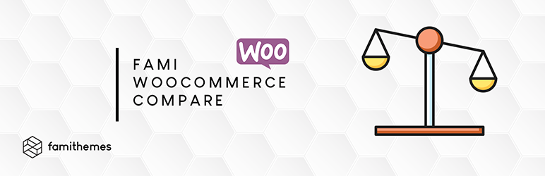 Fami WooCommerce Compare | Fami Themes | compare products
