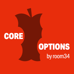Core Options by Room 34 | Room 34 Creative Services