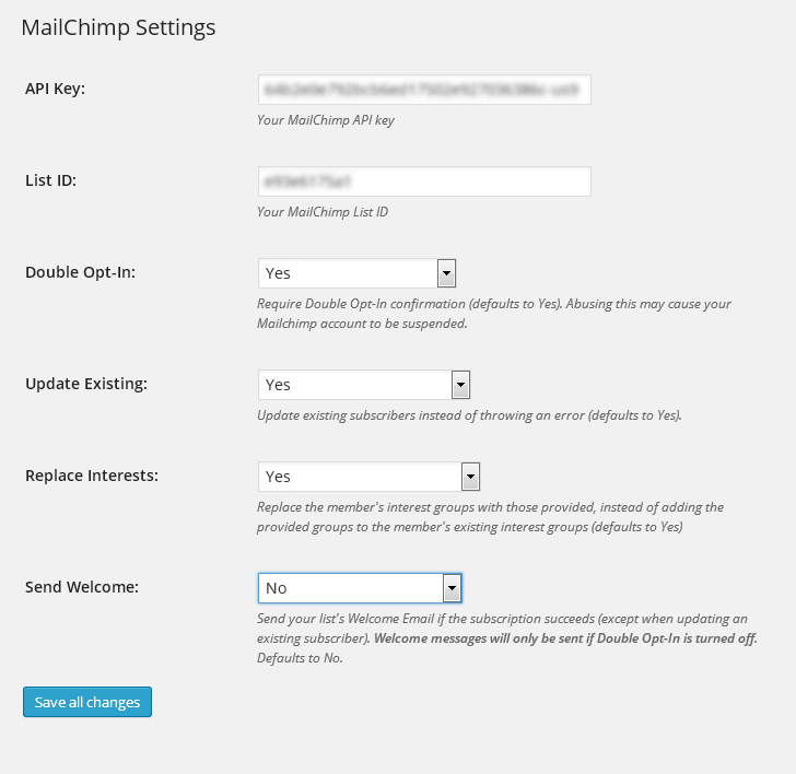 MailChimp for Paypal Shopping Cart   Tips and Tricks HQ   auto newsletter