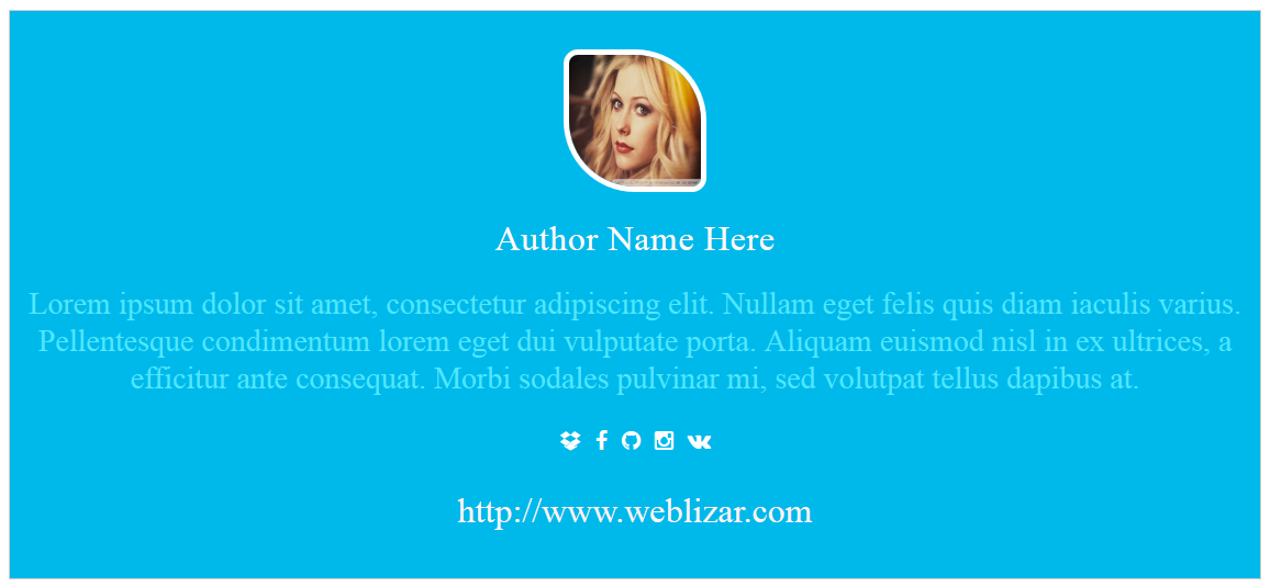 You are currently viewing About Author | Weblizar | author,author bio,Blog Writer,content writer