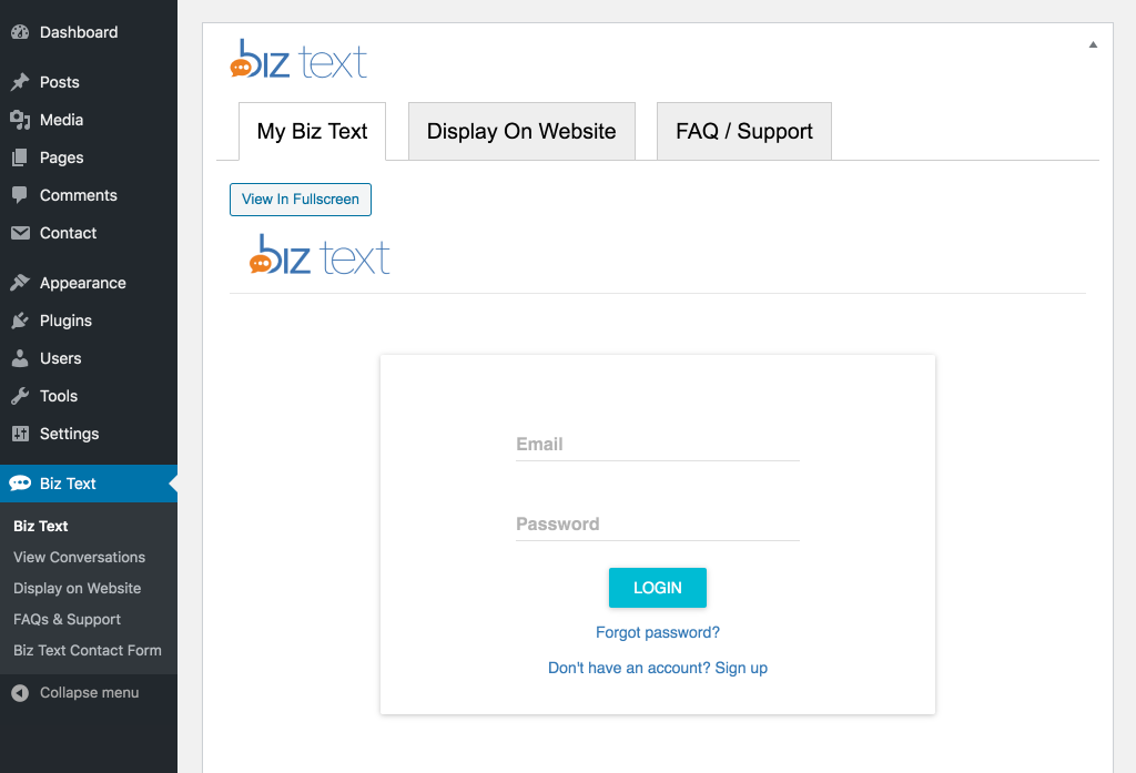 You are currently viewing Text Message SMS Plugin | Biz Text | send sms,sms,text messages