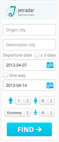 Read more about the article Plugin Jetradar Cheap Flights   travelpayouts