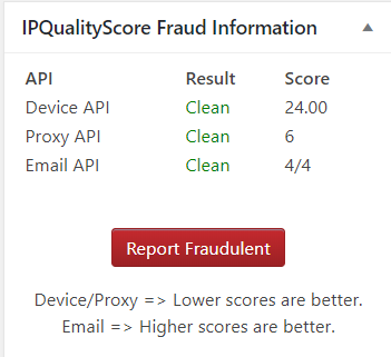 Read more about the article IPQualityScore Fraud Detection   IPQualityScore