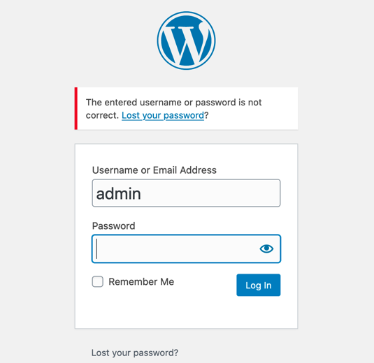 WP Author Security | mgmsp | author