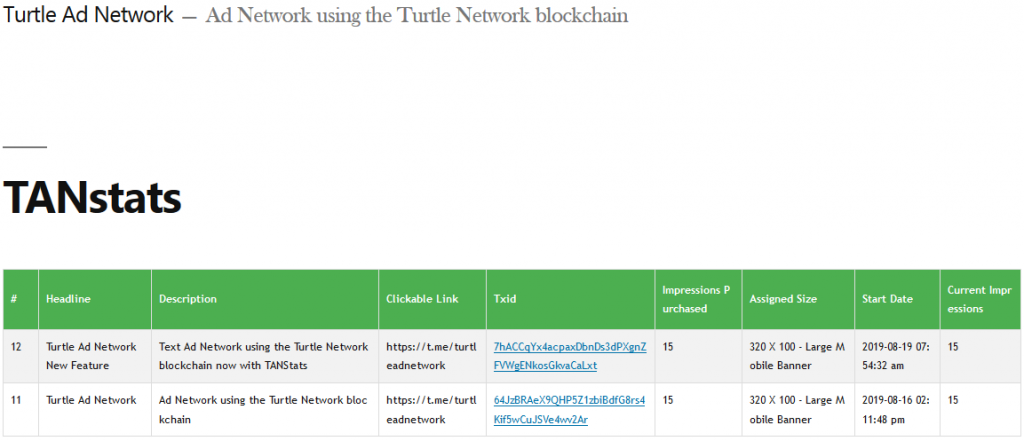 Turtle Ad Network