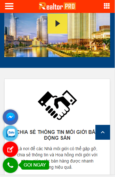 PPO Call To Actions | PPO Việt Nam (ppo.vn) | call button